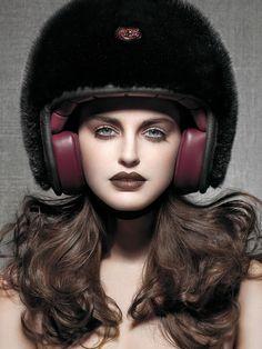 Helmet by Cyril Lagel