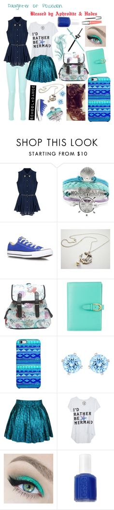 """""""Daughter of Poseidon, Blessed by Aphrodite & Hades