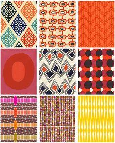 Vibrant portfolio by Shapes & Colors (via renegade chicago www.renegadecraft...)