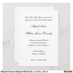Minimalist Invitation, Minimalist Wedding Invitations, Tyler Johnson, Simple Line Drawings, Wedding Calligraphy, Simple Lines, Watercolor Flowers, Marriage, Place Card Holders