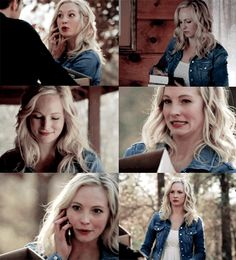 Caroline Forbes - The Vampire Diaries 6x14