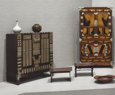 Christa Pirl Furniture & Interiors Weisman Art Museum : Minneapolis : Korean Furniture : art of woodworking : wood furniture : storage box