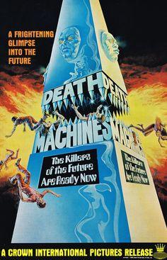 Death Machines (1976) (Paul Kyriazi)