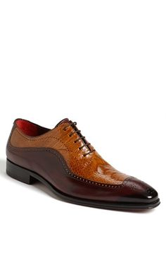 Mezlan 'Lasalle' Oxford available at #Nordstrom