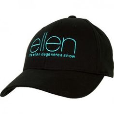 The Ellen DeGeneres Show Shop - OFFICIAL SHOW BASEBALL HAT