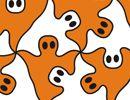 Ghost tesselation, first attempt by Mike Maloney Drawing For Kids, Art For Kids, Tessellation Art, Escher Art, Tesselations, Fall Art Projects, Halloween Math, 6th Grade Art, Math Art