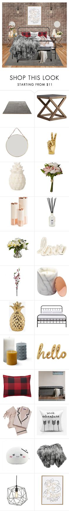 """""""Aesthetic Bedroom"""" by carrie-lynn ❤ liked on Polyvore featuring interior, interiors, interior design, home, home decor, interior decorating, &Tradition, Peter Hall & Son, Zara Home and House & Home"""