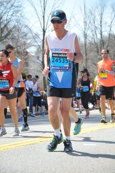 Dr. Fraser Perkins raised $10,000 for juvenile arthritis research! Check out the video on his accomplishment here! http://www.curearthritis.org/racing-boston-fraser-perkins/