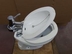 118 best Toilet & Bidet images on Pinterest | Powder room, Toilets Bidet Wc on