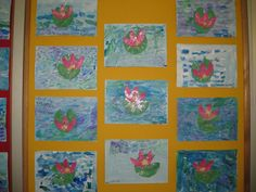 Classroom Fun: Art projects