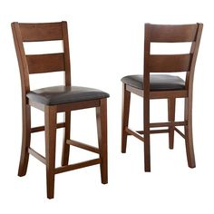 Steve Silver Company Zappa 24 In Brown Counter Chair Set