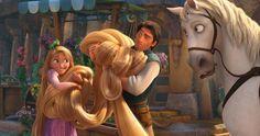 10 semne esti de fapt Rapunzel | Silly | Oh My Disney
