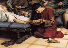 women in the bible mary of bethany - Google Search