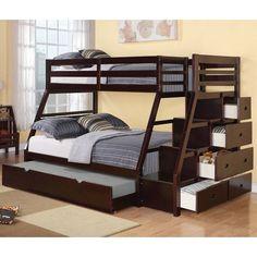 Двухъярусная кровать Leroys T4