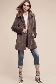 Essia Faux-Fur Coat
