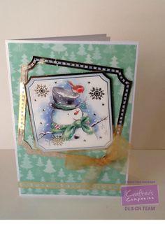 Moonbeam meadow Christmas Paper Kit