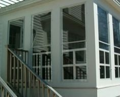 Golf Ball Screens Are Designed To Protect Your Home Porch