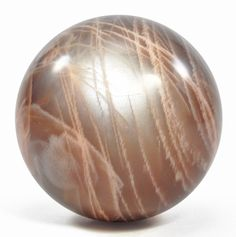 Silky Moonstone 1.9 inch .34lb Crystal Sphere- India