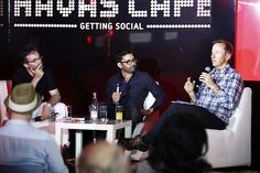 Jerry Michalski, John Grant and Umair Haque discussing about Meaningful Brands for a sustainable future at the Havas Cafe. One key takeaway has been that while people may be materially wealthier, there is still a pressing need to help people to embark on the quest for significance. That is the mark of a Meaningful Brand. Cannes, Helping People, Sustainability, Key, Future, Blog, Fictional Characters, Future Tense, Unique Key