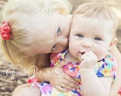 Gemini Portraits sibling photography