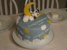 nursery rhyme baby shower theme | Nursery Rhyme Cake | Sweet Buttercream