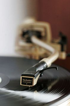 Vinyl and technics