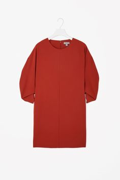 COS   Draped sleeve dress