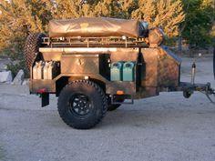 adventure camping trailer | ADVENTURE TRAILERS