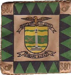 Batalhão de Caçadores 380 Angola