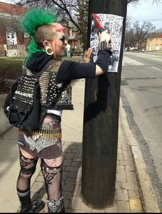 Chronicles of The Punk Prophet : Photo
