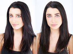 8 easy steps for full, defined eyebrows.