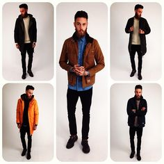 Picture from Billy Huxley in #ASOS shoot wearing some of the AW13 menswear…