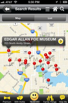 Fun Things To Do in Baltimore, MD found on the free Fun Things smartphone app! http://funthingsapp.com