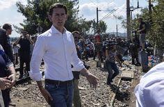 Kurz: Situacija je dramatična, EU mora pružiti pomoć Makedoniji! | http://www.dnevnihaber.com/2015/08/kurz-situacija-je-dramaticna-eu-mora-pomoci-makedoniji.html