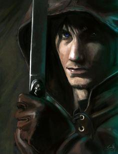 Thief by ~Idriu95 on deviantART -Sergio