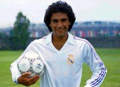 Hugo Sanchez @ Real Madrid