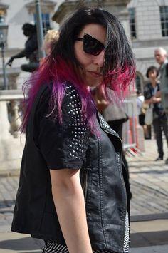 Studded Jacket Studded Jacket, Punk, Trends, Jackets, Style, Fashion, Down Jackets, Moda, Stylus