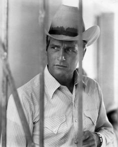 "Paul Newman en ""Los Indeseables"" (Pocket Money), 1972"