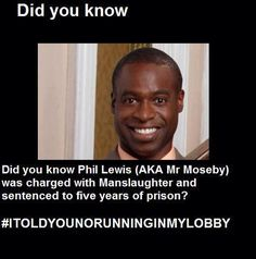Did you know? Mr. Moseby was charged with manslaughter. The hashtag though...