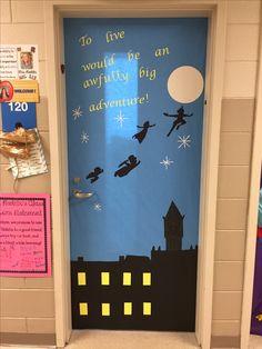 38 Ideas for disney cruise door decorations peter pan Disney Classroom, Classroom Door, Classroom Displays, Classroom Themes, Classroom Layout, Peter Pan, Disney Bulletin Boards, Disney Cruise Door, School Door Decorations
