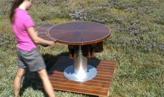 More-Round-Expanding-Tables-An-Unreleased-Experimental-David-Fletcher-Design