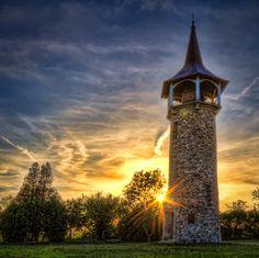 Pioneer Tower, Kitchener Ontario.