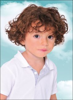 Haircuts for toddlers with Curly Hair