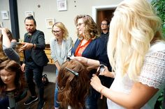 Good hair day with O'right, GHD, G-Room and Fashion Camp Vienna - According to Azra Different Hairstyles, Cool Hairstyles, Ghd, Good Hair Day, Vienna, That Way, Hair Styles, Room, Fashion