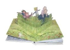 Amazon.com: We're Going on a Bear Hunt: A Celebratory Pop-up Edition (9781416936657): Michael Rosen, Helen Oxenbury: Books