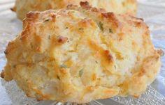 52 Weeks of Cheechako Sourdough: Week 12, Sourdough Cheddar Bay Biscuits