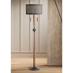 Franklin Iron Works Hunter Floor Lamp - #9M634 | Lamps Plus