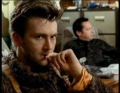 David in Randall and Hopkirk