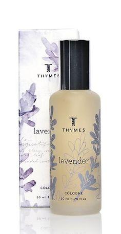 Thymes Cologne, Lavender, 1.75-Ounce Bottle Thymes http://www.amazon.com/dp/B002WJHJXI/ref=cm_sw_r_pi_dp_sRNwwb00YQ513