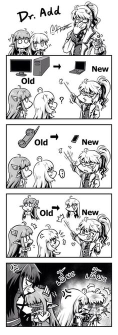 Elsword MM Comic